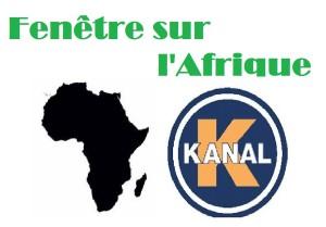 Logo Fenêtre sur l'Afrique sur radio Kanal K