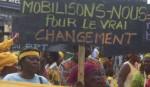 Mobilisons nous pour le vrai changement