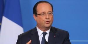 Francois Hollande-Sommet France-Afrique 6-12-2013