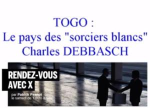 Togo le pays des sorciers blancs
