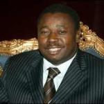 Faure Gnassingbe smile