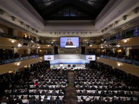 Conference mondiale de Munich sur la securite