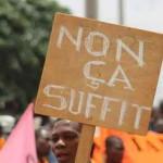 Togo : Non ça suffit