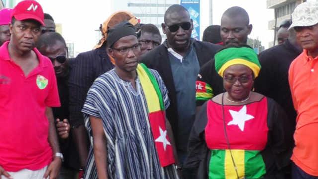 Quelques leaders de la C14 | Photo : DR